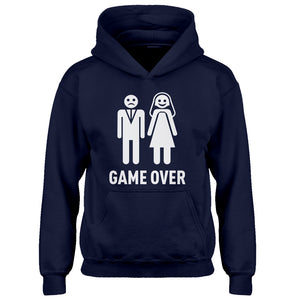 Youth Game Over Kids Hoodie