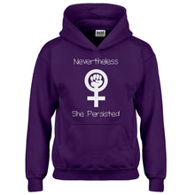 Hoodie Nevertheless She Persisted Kids Hoodie