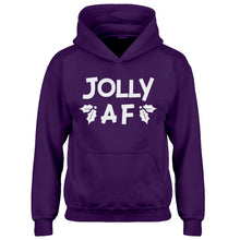 Youth Jolly AF Kids Hoodie