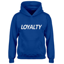 Youth Loyalty Kids Hoodie