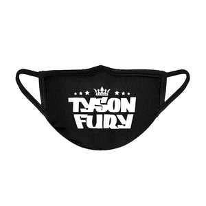 Tyson Fury The Gypsy King Unisex Face Mask