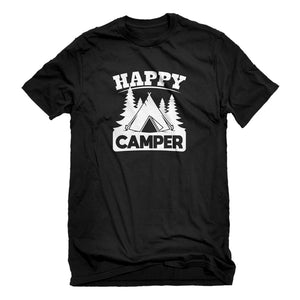 Mens Happy Camper Unisex T-shirt