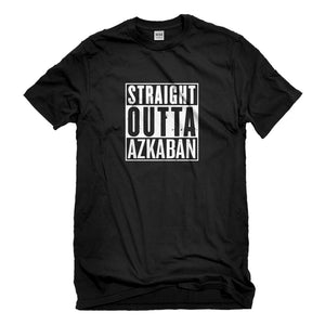 Mens Straight Outta Azkaban Unisex T-shirt