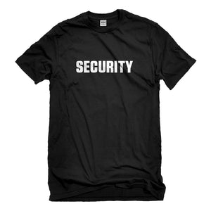 Mens Security Unisex T-shirt