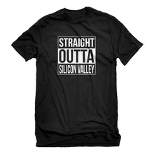 Mens Straight Outta Silicon Valley Unisex T-shirt