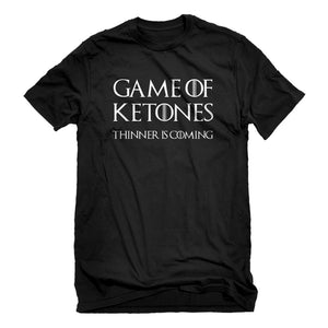 Mens Game of Ketones Unisex T-shirt