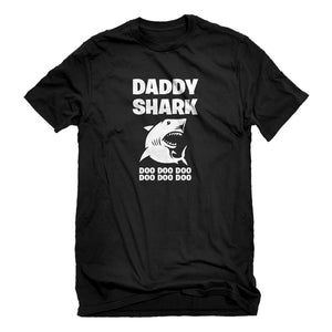 Mens Daddy Shark Unisex T-shirt