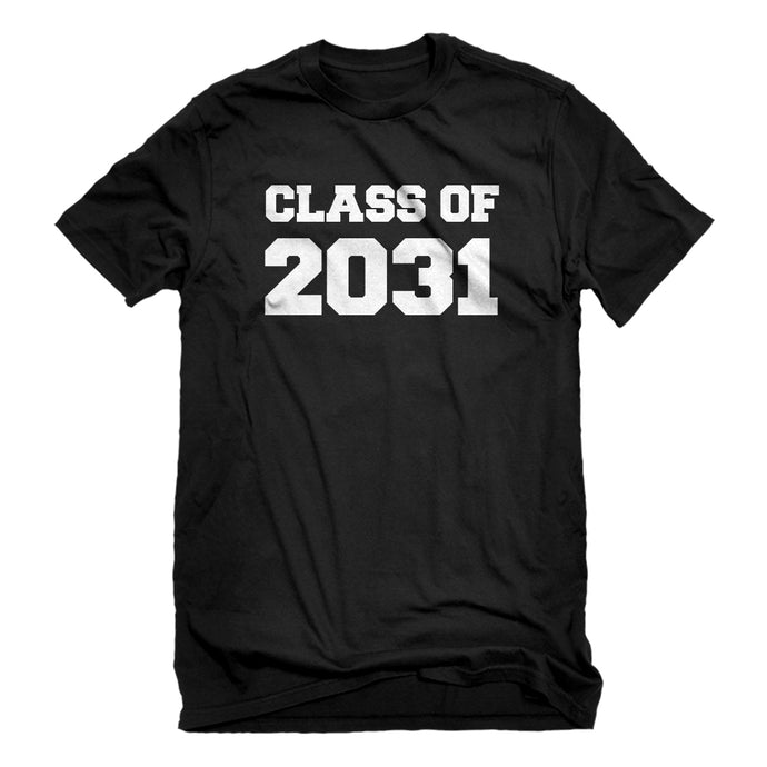 Mens Class of 2031 Unisex T-shirt