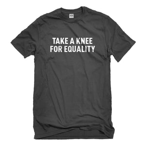Mens Take a Knee for Equality Unisex T-shirt