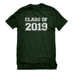 Mens Class of 2019 Unisex T-shirt