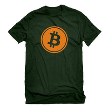 Mens Bitcoin Unisex T-shirt