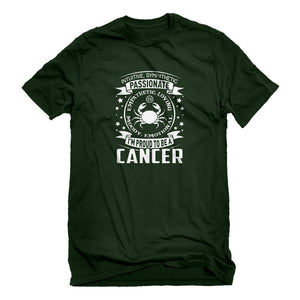 Mens Cancer Astrology Zodiac Sign Unisex T-shirt