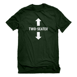 Mens Two Seater Unisex T-shirt