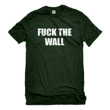 Mens Fuck the Wall Unisex T-shirt