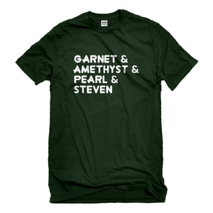 Mens Gem Squad Unisex T-shirt