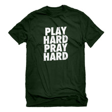 Mens Play Hard Pray Hard (was 7006) Unisex T-shirt