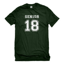Mens Seniors 2018 Unisex T-shirt