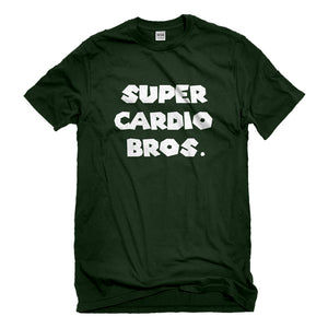 Mens Super Cardio Bros. Unisex T-shirt