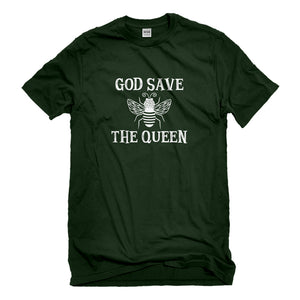 Mens God Save the Queen Unisex T-shirt