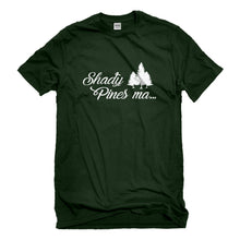 Mens Shady Pines Ma Unisex T-shirt