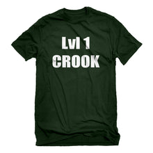 Mens Lvl 1 Crook Unisex T-shirt