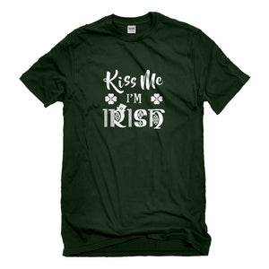 Mens Kiss Me I'm Irish Unisex T-shirt