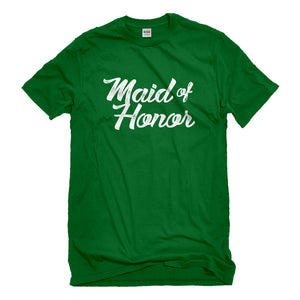 Mens Maid of Honor Unisex T-shirt
