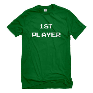 Mens 1st Player Unisex T-shirt