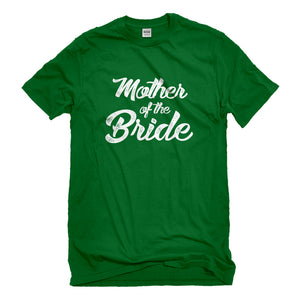 Mens Mother of the Bride Unisex T-shirt