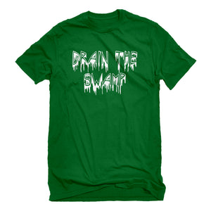 Mens Drain the Swamp Unisex T-shirt