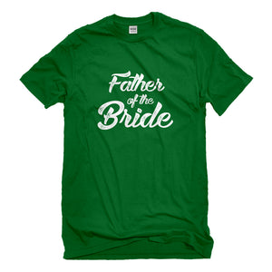Mens Father of the Bride Unisex T-shirt