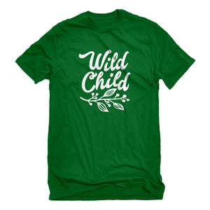 Mens Wild Child Unisex T-shirt