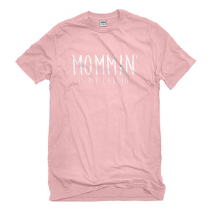 Mens Mommin is my Cardio Unisex T-shirt