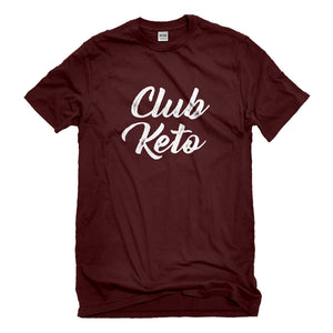 Mens Club Keto Unisex T-shirt