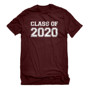 Mens Class of 2020 Unisex T-shirt