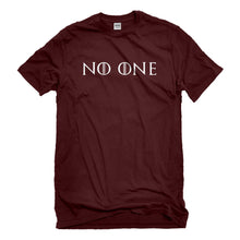 Mens No One Unisex T-shirt