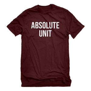 Mens Absolute Unit Unisex T-shirt