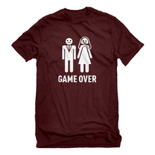 Mens Game Over Unisex T-shirt