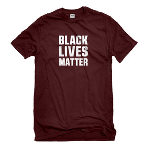 Mens Black Lives Matter Unisex T-shirt
