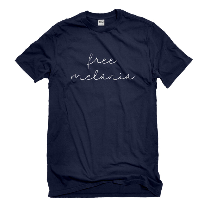 Mens Free Melania Now Unisex T-shirt