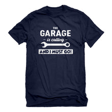 Mens The Garage is Calling Unisex T-shirt