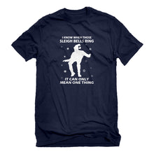 Mens When Those Sleigh Bells Ring Unisex T-shirt