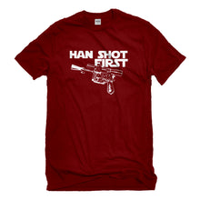 Mens Han Shot First Unisex T-shirt