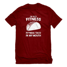 Mens Fitness Taco Unisex T-shirt