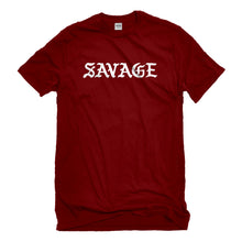 Mens Savage Unisex T-shirt
