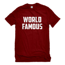 Mens World Famous Unisex T-shirt