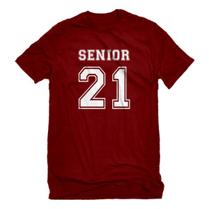 Mens Senior 2021 Unisex T-shirt
