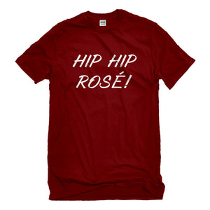 Mens Hip Hip Rose! Unisex T-shirt