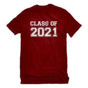 Mens Class of 2021 Unisex T-shirt