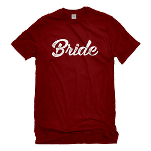 Mens Bride Unisex T-shirt